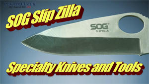 SOG Slip Zilla Folding Knife