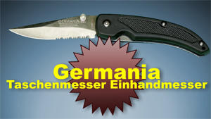 Einhandmesser Germania