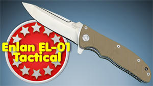 Enlan EL01 Tactical Messer Taschenmesser